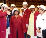 Bhubaneswar : Rebuilt blast furnace of Rourkela Steel Plant commissioned