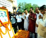 Ravi Shankar Prasad pays tribute to Mahatma