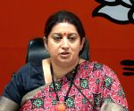 Smriti Irani's aide shot dead, she vows to seek death for killer