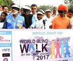 "Blind Walk-2017"" programme - Alphons Kannanthanam,Manoj Tiwari"