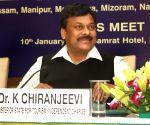Press Conference on  International Tourism Mart