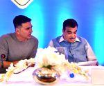 "Launch of ""Road Safety Awareness Campaign"" - Nitin Gadkari, Akshay Kumar"