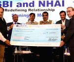 NHAI-SBI sign MoU for Rs.25,000 crore unsecured loan
