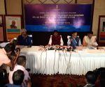 Arjun Munda's press conference