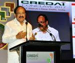 Venkaiah Naidu inaugurates the CREDAI Conclave