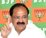 Venkaiah Naidu's press conference