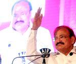 Venkaiah Naidu unveils statue of Dr M S Ramaiah