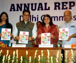 Delhi Commission for Women (DCW) annual report released