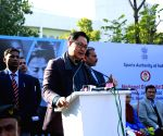 Kiren Rijiju felicitates woman athletes on National Girl Child Day