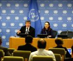 UN GENERAL ASSEMBLY ILO PRESS BRIEFING