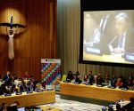 UN-ECOSOC-FINANCING FOR DEVELOPMENT FORUM