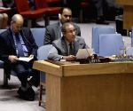 UN SECURITY COUNCIL EMERGENCY MEETING LIBYA
