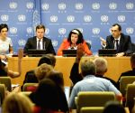 UN SECURITY COUNCIL UK PRESS CONFERENCE