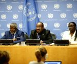 UN-SECURITY COUNCIL-EQUATORIAL GUINEA-PRESS CONFERENCE