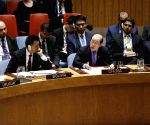UN SECURITY COUNCIL SYRIA SANCTIONS CHEMICALS