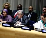 UN-SECRETARY-GENERAL-ANTONIO GUTERRES-2019 PRIORITIES
