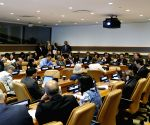 UN-POLITICAL FORUM-SUSTAINABLE DEVELOPMENT-SIDE EVENT
