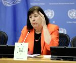 UN-CHILDREN AND ARMED CONFLICT REPORT-PRESS CONFERENCE
