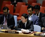 UN-SECURITY COUNCIL-MEETING-MAINTENANCE OF INTERNATIONAL PEACE AND SECURITY