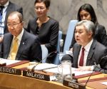 United Nations: Security Council debate on weapons of mass destruction