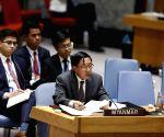 UN SECURITY COUNCIL MYANMAR