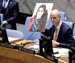 UN SECURITY COUNCIL SYRIA HUMANITARIAN SITUATION