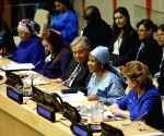 UN-INTERNATIONAL WOMEN'S DAY-OBSERVANCE