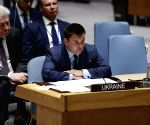 UN SECURITY COUNCIL UKRAINE