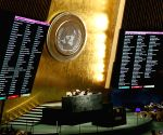 UN GENERAL ASSEMBLY CUBA EMBARGO