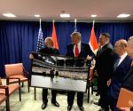 'Memories from Houston': Modi gifts photo to Trump
