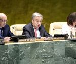 UN chief warns of global threat from fleeing IS foreign fighters