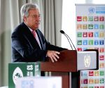 UN CLIMATE CHANGE GUTERRES SPEECH