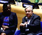 UN Secretariat announces 10-year plan to halve own emissions