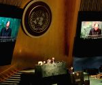 United Nations: Jaitley addresses at UN General Assembly