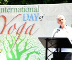 United Nations: International Day for Yoga - UN