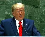 United Nations: Trump addresses at 74th UNGA