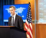 US State Dept spokesman tests Covid positive