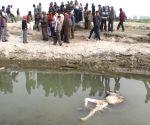 104 bodies found in Ganga