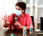 Priyanka to address 6 rallies in UP in October