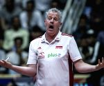 IRAN-URMIA-VOLLEYBALL-FIVB NATIONS LEAGUE-POLAND VS IRAN