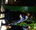 Urvashi Rautela Snapped at Gym Juhu