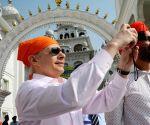 Kenneth I. Juster visits Takht Sri Patna Sahib