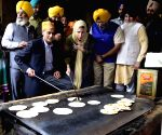 US Ambassador Richard Verma at Golden Temple