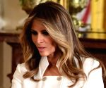 Melania Trump's school visit not a political event: US