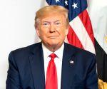 Biarritz (France): G7 Summit - Donald Trump