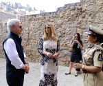 Ivanka Trump visits Golconda Fort