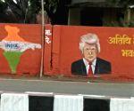 'Namaste Trump' committee holds secret meeting, media barred