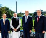 Free Photo: US President Joe Biden and Indian PM Narendra Modi