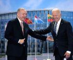 Free Photo: US President Joe Biden and Turkish President Recep Tayyip Erdogan