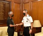 US Special Operations Command leadership visits India